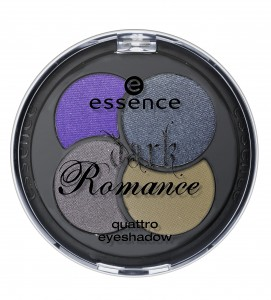 ess. Dark Romance Quattro eyeshadow 02