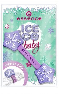 ess Ice Ice Baby Cable Clip