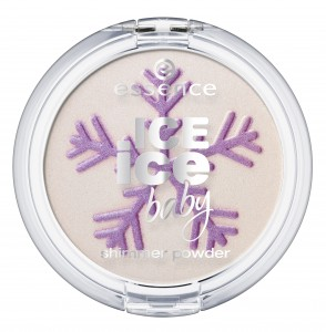 ess. Ice Ice Baby Shimmer Powder