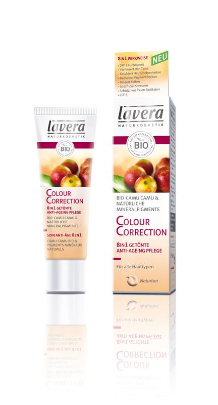 Lavera_Colour Correction Cream