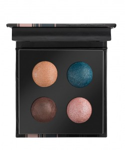Check & Tweed Quattro Baked Eyeshadow C02