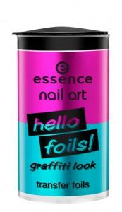 essence nail art hello foils! 02