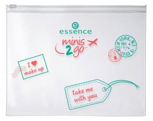 ess. minis2go travel pouch