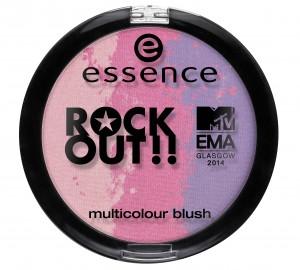 ess. Rock Out Multicolour Blush