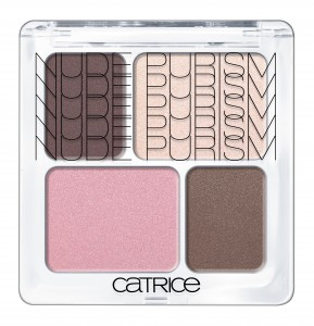 Catrice Nude Purism Eye Colour Quattro C02 Taupe-less