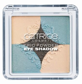 Catrice Rock-o-co Trio Powder Eye Shadow C01