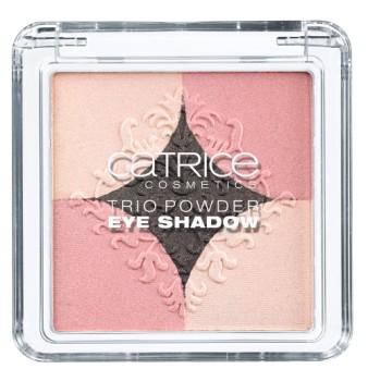 Catrice Rock-o-co Trio Powder Eye Shadow C02