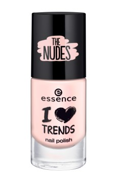 ess. i love trends nail polish the nudes