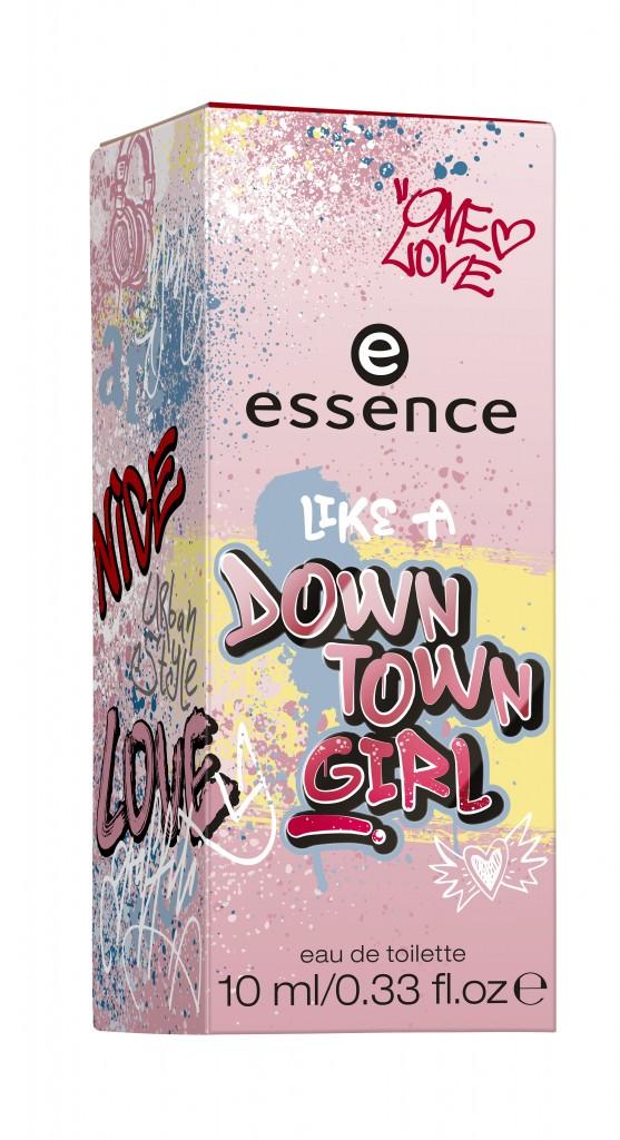 ess. Urbaniced fragrance Downtown Girl